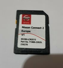 NISSAN CONNECT2 SAT NAV SD CAR MAPS Micra Note Juke navigation map KE288-LCN215