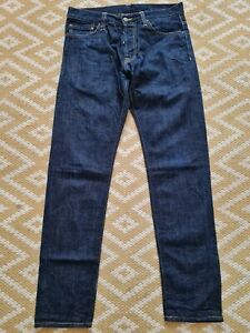 Carhartt WIP Klondike Jeans 31W 32L Denim