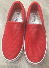 Zara Kids Mesh Loafers Red - Size 30/31 - Worn Once - Great Condition