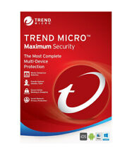 Trend Micro Maximum Security 2020 5-Device / 2-Year - CD