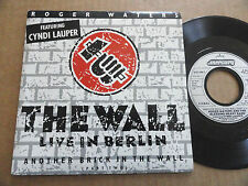 "DISQUE 45T DE ROGER WATER  "" ANOTHER BRICK IN THE WALL """