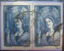 timbres France : Champenoise 1938