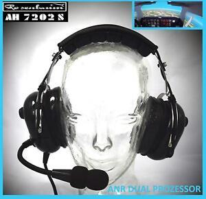 Rosenbaum Aviation ® ANR Headset AH 7202 S aktiv mit Twin Prozessor