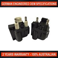 Set of 2 Ignition Coil for Volvo S40 V40 MG TF ZR 1.8L 1.9L ref IGC228 IGC237