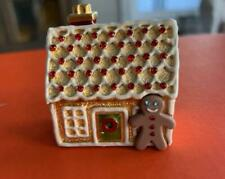 ESTEE LAUDER 2000 GINGERBREAD HOUSE PERFUME COMPACT EMPTY