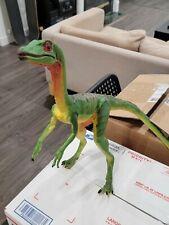 "Jurassic park life sized Rubber Compsognathus ""Compies"""