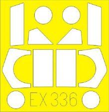 Eduard Paint Mask EX336 1/48 Beech UC-43/C-17 Roden