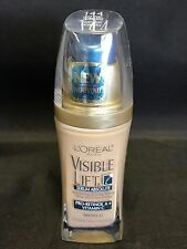 L'OREAL Visible Lift Serum Absolute SPF 17 Makeup ~ Light Ivory 144
