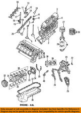 Dodge CHRYSLER OEM 94-03 Ram 3500-Engine Oil Pump 4746610