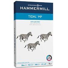 """Hammermill Tidal Mp Paper - For Inkjet Print - Legal - 8.50"""" X 14"""" - (ham162016)"""