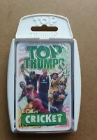 Cricket Top Trumps Card Game 2009 Edition. Sealed.