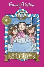 The Second Form at St Clare's: Book 4-ExLibrary