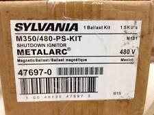 SYLVANIA 47697 M350/480-PS-KIT MAGNETIC BALLAST KIT 480V-M135/M155