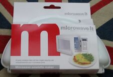 NEW IN PACK  MICROWAVE OMELETTE MAKER  PERFECT EGGS EVERY TIME L@@K