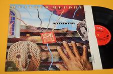 WEATHER REPORT LP THIS IS THIS TOP JAZZ ORIG OLANDA 1986 EX+ ! AUDIOFILI