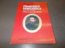 GIUSEPPE TORTA FRANCESCO PANIGAROLA.STUDIO STORICO/LETTERARIO.GAZZETTA D'ASTI 1&