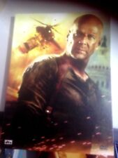 Die Hard 4.0 (DVD, 2009, 2-Disc Set) PRE-OWNED