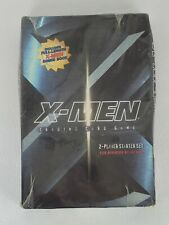 RARE VINTAGE MARVEL XMEN TRADING CARD GAME 2 PLAYER 2000 Sealed NEW IN BOX