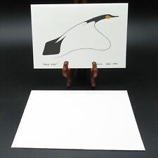Benjamin Chee Chee Proud Male Canadian Goose Art Greeting Card