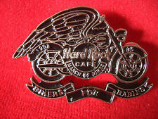 HRC Hard Rock Cafe Online Staff March of Dimes Motorcycle Harley Bikers for Babi