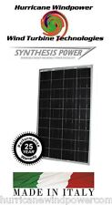 130W 12V Poly-Crystalline Solar Panel 130 Watt 12 Volt Off Grid RV Boat Marine