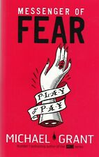 Messenger of Fear by Michael Grant (Paperback) New Book
