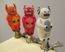 """*Patricia Breen Halloween """"Littlest Gremlin* Set Of 3* Red Is Event Excl!"""