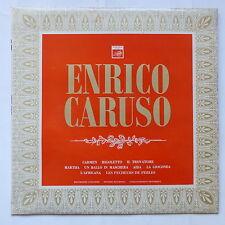 ENRICO CARUSO Carmen Rigoletto ... FID 2063