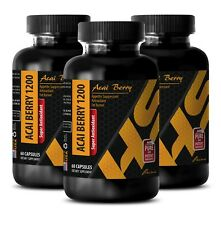 Energy booster pill - ACAI BERRY LEAN 550MG 3B - acai berry juice