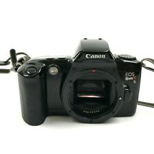 Canon EOS Rebel X 35mm Film Camera Black Body Flash Photography Pic Development