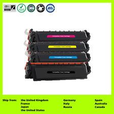 4 Toner for HP Color LaserJet Pro M452dn M477fdw M477fnw Set 410X CF410X NON-OEM