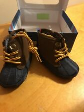 $30 Tommy Hilfiger Baby duck shoes size 2 infant My13