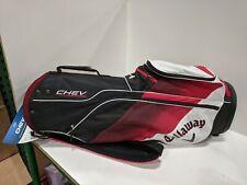 Callaway Chev 14 Way Top Golf Stand Bag *Damaged