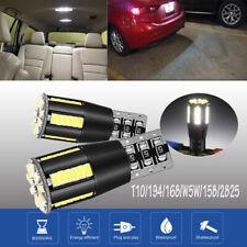 T10 SMD Weiß 24V Capless Standlicht 507 505 501 W5W 5 SMD T10 Wedge Bulb LKW 2x