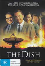 The Dish * NEW DVD * Sam Neill (Region 4 Australia)