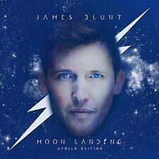 James Blunt - Moon Landing ( Special Apollo Edition) (NEW CD+DVD)