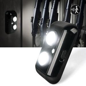 Xprite Gun Safe Light Step Stair Light with PIR Motion Sensor Light Activation