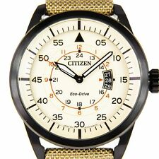 Citizen Eco-Drive Analog Casual Wristwatches