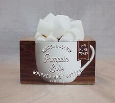 Bath & Body Works Marshmallow Pumpkin Latte Whipped Body Butter w/ Pure Honey