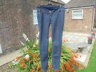 BODEN  maternity jeans size 14 reg high panel dark blue colour BP010
