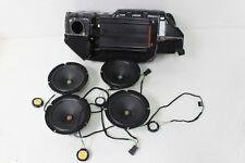 BOSE System Verstärker Bassbox Boxen Audi A6 S6 RS6 4B C5 4B0035411A 4B9035382A