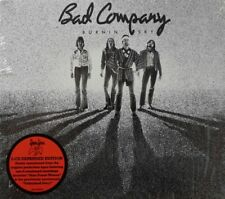 BAD COMPANY BURNIN' SKY 2017 REMASTER + EXPANDED 2 CD NEW SEALED PAUL RODGERS