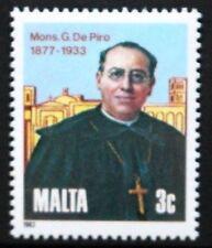 MALTA 1983 Monsignor Giuseppe de Piro. Set of 1. Mint Never Hinged. SG718.