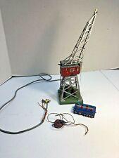 Marklin HO Scale # 451 Slewing Crane