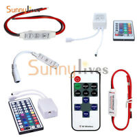 3/24/44 keys IR Remote Controller Wireless For 3528 5050 RGB SMD LED Strips HOT
