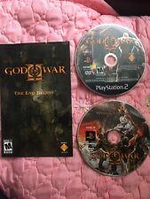 God of War II (Sony PlayStation 2, 2007)
