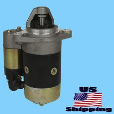 Diesel Engine Starter For Yanmar L70ee L70n L40 L40el40ae 10hp Electric Motor
