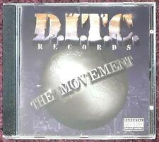 D.I.T.C. - THE MOVEMENT - CD ALBUM
