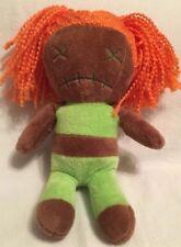 "Voodoo Dolls Doll Plush Soft Toy Teddy Approx 13"" Tall"
