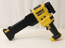 DEWALT 20V MAX CORDLESS DW703 CAULKING GUN 29 OZ TOOL ONLY